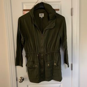 Light weight military style jacket